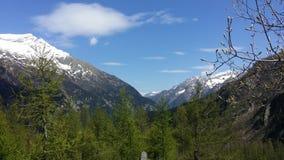 Alpi di Itlain Immagine Stock Libera da Diritti