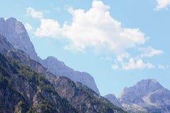Alpi di Julian Immagini Stock