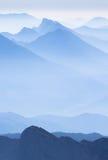 Alpi di Julian Immagine Stock