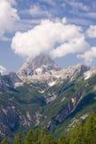 Alpi di Julian Fotografia Stock Libera da Diritti