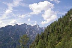 Alpi di Julian Immagini Stock Libere da Diritti
