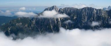 Alpi di Julian, Italia Fotografia Stock Libera da Diritti