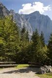 Alpi di Julian - picco di Trigalv Immagini Stock