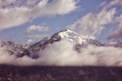 Alpi di Julian, Slovenia Fotografia Stock
