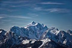 Alpi di Kamnisko Savinjske immagine stock