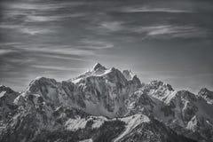 Alpi di Kamnisko Savinjske immagini stock