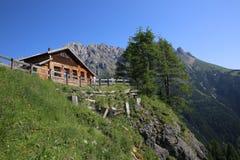 Alpi di Lechtal Fotografia Stock