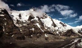 Alpi di Majesic Fotografie Stock