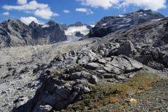 Alpi di Ortler Immagini Stock