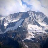Alpi di Rhaetian Fotografie Stock Libere da Diritti