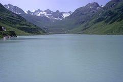 Alpi di Silvretta Immagine Stock Libera da Diritti