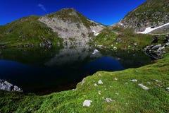 Alpi di Transylvanian Immagine Stock
