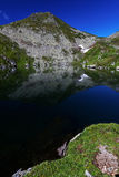 Alpi di Transylvanian Fotografie Stock Libere da Diritti
