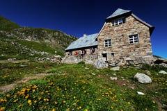 Alpi di Transylvanian Fotografie Stock