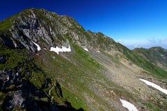 Alpi di Transylvanian Immagine Stock Libera da Diritti