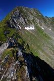 Alpi di Transylvanian Immagini Stock Libere da Diritti