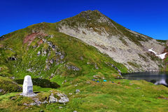Alpi di Transylvanian Immagini Stock