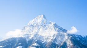Alpi di Urner, Gitschen 2513 m. Fotografia Stock Libera da Diritti