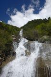 Alpi di Zillertaler Fotografie Stock