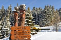 Alpi diCarinthia-Villach Immagini Stock Libere da Diritti