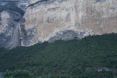 Alpi in Europa vicino all'Italia Immagine Stock