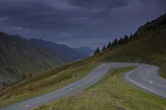 Alpi francesi, Europa Fotografie Stock