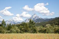 Alpi, Germania Immagini Stock Libere da Diritti