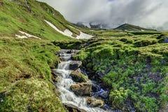 Alpi, Grossglockner Immagini Stock Libere da Diritti