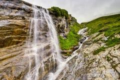 Alpi, Grossglockner Fotografia Stock