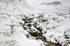 Alpi, Grossglockner Immagini Stock