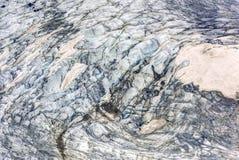 Alpi, Grossglockner, Kaiser-Franz-Josefs-Höhe Fotografia Stock