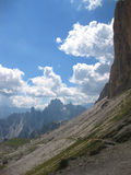 Alpi - immagine di riserva Fotografia Stock Libera da Diritti