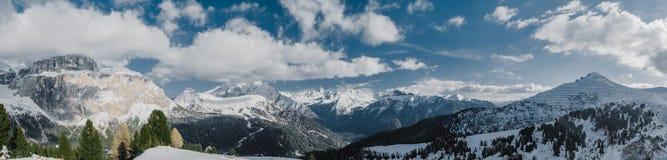 Alpi in Italia immagini stock libere da diritti