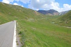 Alpi in Italia Fotografia Stock Libera da Diritti