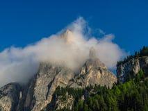 Alpi Italia della dolomia Immagine Stock Libera da Diritti