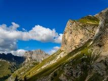 Alpi Italia della dolomia Fotografia Stock Libera da Diritti