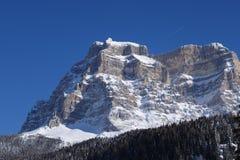Alpi Italia di Dolomiti Immagini Stock