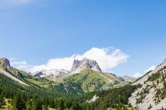Alpi italiane Immagini Stock
