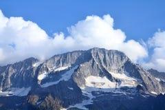 Alpi italiane Immagini Stock Libere da Diritti
