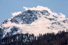 Alpi italiane in primavera Immagine Stock Libera da Diritti