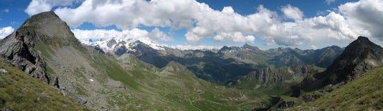 Alpi italiane; Val Tournalin Immagini Stock Libere da Diritti