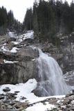 Alpi, krimml Fotografia Stock Libera da Diritti
