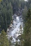 Alpi, krimml Immagini Stock Libere da Diritti