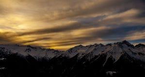 Alpi Stock Image
