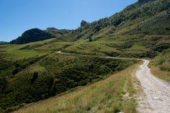 Alpi ligure Immagini Stock