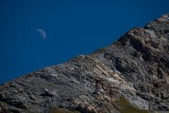 Alpi ligure Fotografie Stock