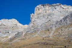 Alpi ligure, Italia Immagine Stock