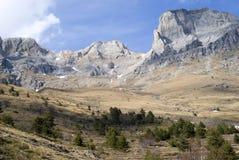 Alpi ligure, Italia Fotografie Stock Libere da Diritti