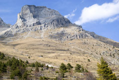 Alpi ligure, Italia Immagine Stock Libera da Diritti