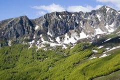 Alpi ligure, Italia Immagini Stock Libere da Diritti